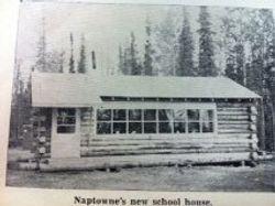 Naptowne School house 1953