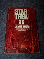 Star Trek 8 - James Blish - Paperback