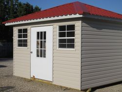 8x12 / Permatile roof