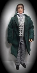 Custom Dr Who 8th Doctor