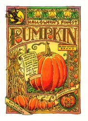 Pumpkin Seed Packet