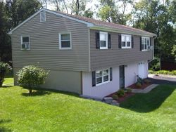 Vinyl Siding & Pressure Treated Deck 2