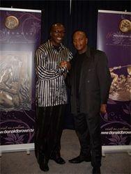 Donald Brown & Michael Feurtado