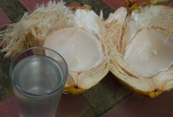 COCONUT WATER & JELLY