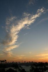 Sunset Sydney  - 1