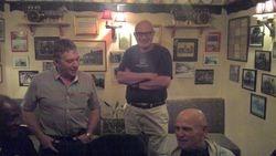 Steve Grey, Lee Bronson & Ian Muir