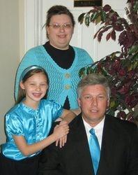 Bro. Owens, Sis. Owens & Lydia