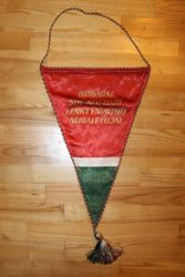 Gairele Brigadai socialistinio lenktyniavimo nugaletojai. Kaina 21 Eur.