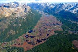 Ushuaia region, Patagonia, Argentina.