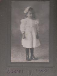 Gladys Irene Lynn (1922-1926)