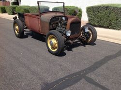 27.28 Ford Roadster pickup.
