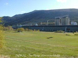 SØRAL - Sør Norges Aluminiums fabrikk