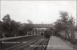 Halesowen. 1921.