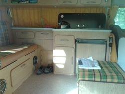 Leo & Gerries much loved bus