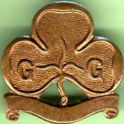 1920s Guide Promise Badge