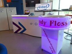 Marketing staff rewards ideas Candy Floss Machine Hire