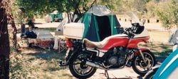 Tom's Campsite 1994 AGM at Alice Springs - April 1994