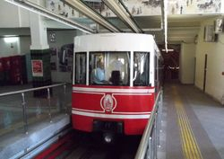 The Tunel Funicular