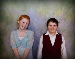 Amaryllis and Winthrop