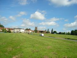Long Melford, England