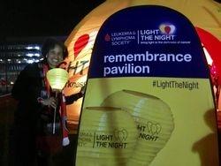 Light The NIght Walk 2017