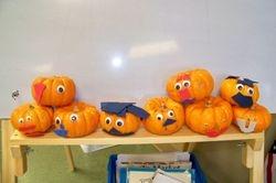 Personal pumpkins