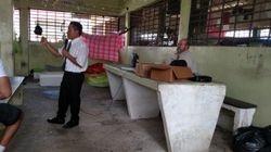 Preaching in the Prison