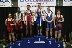 Quinlan Walker - 1st place at OFSAA 2014