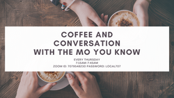 Coffee and Conversation Meetings