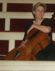 Monique Heidema - cello