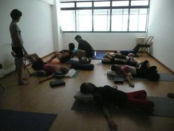 Restorative Class @ The Studio