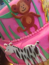 Sugar Art Animals