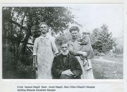 Three Generations of Magills