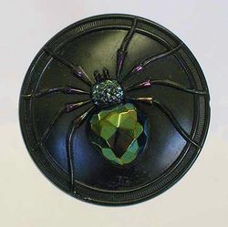 Big Spider hatpin