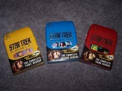 Star Trek:TOS on DVD