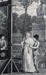 Execution, France,1793.