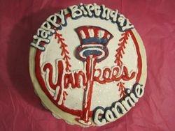 Yankees Birthday