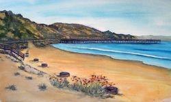 Dog Beach, Avila Beach