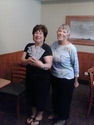 Las Donas Ladies, Our 2 Carolyns