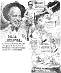 Dean Cromwell