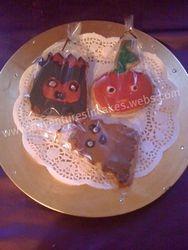 Moshie Monster Cookies