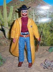 Walker Texas Ranger by Big Bill