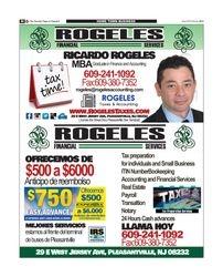 RICARDO ROGELES -FINANCIAL SERVICES