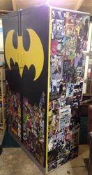 View 3 Batman wardrobe