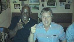 Clive Myers & Steve Grey