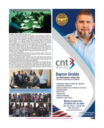 BAYRON GIRALDO / CNT SERVICES /