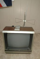 Curtis Mathes K1370RW Color Television
