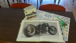 Motociklu gramatas