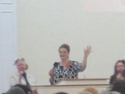 Sister Cindy Miller