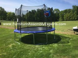 skywalker trampoline removal service in clinton MD